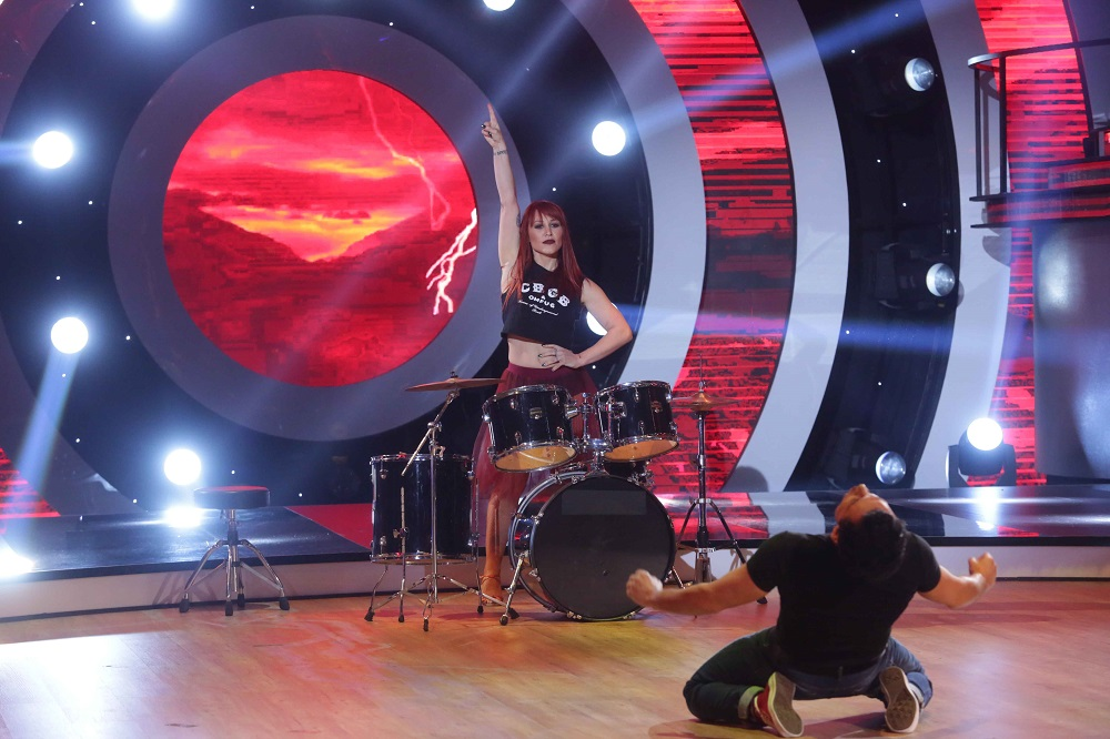 DANCING WITH THE STARS - DWTS - 5ο Live