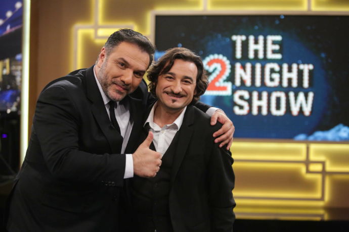 The 2night Show - Δευτέρα 3 Δεκεμβρίου 2018