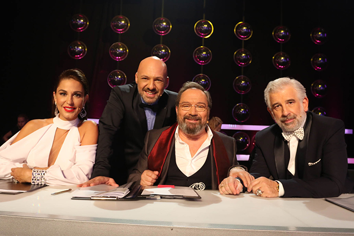 YFSF - ANT1 - τελικός - show - Your Face Sounds Familiar - Γιάννης Κρητικός - τηλεθέαση