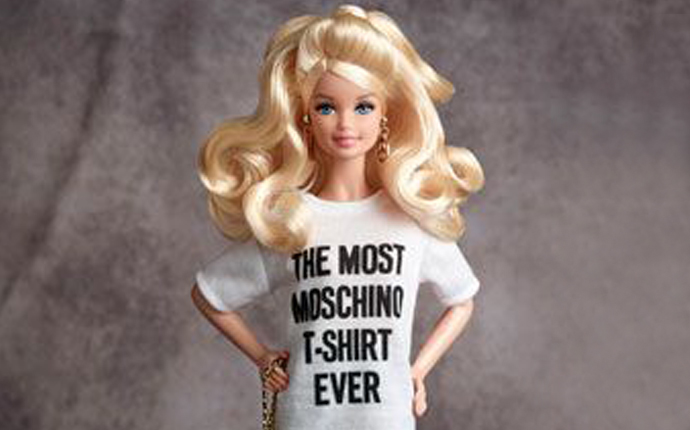 Barbie - Moschino