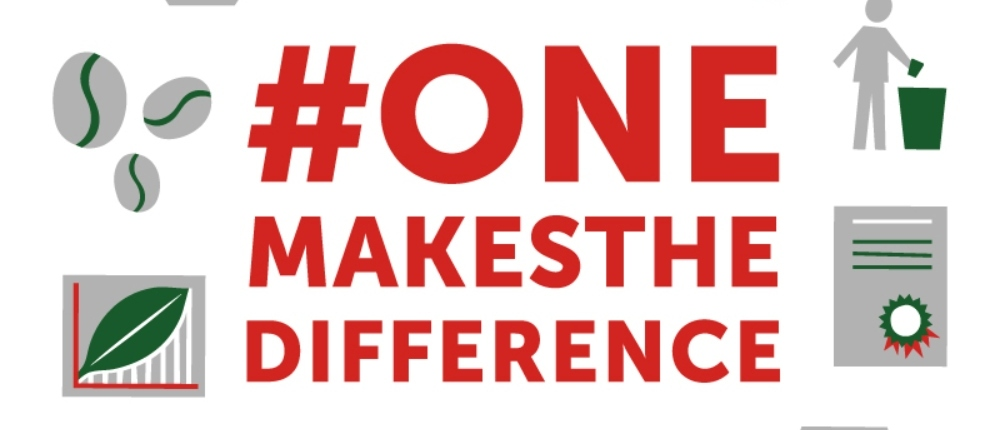 #ONEMAKESTHEDIFFERENCE: - illycaffe