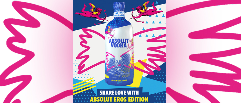 ABSOLUT - EROS EDITION