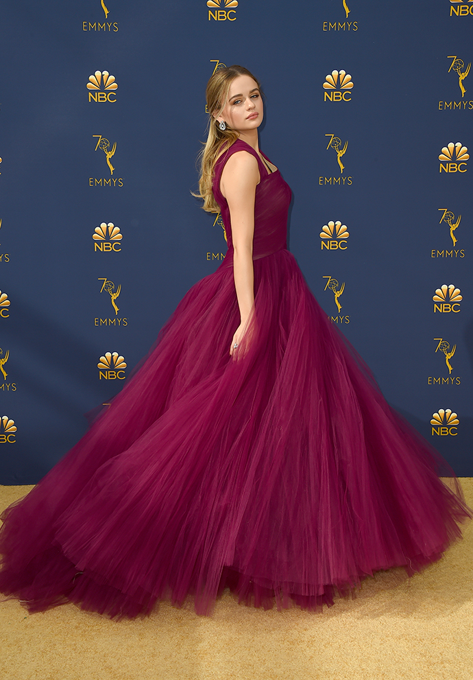 AP - Emmy 2018 - Joey King