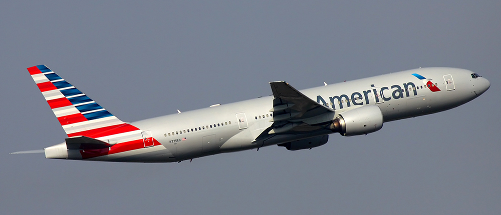 American Airlines - αεροσκάφος - αεροπλάνο