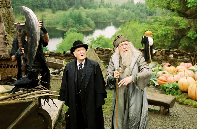 Harry Potter - Robert Hardy