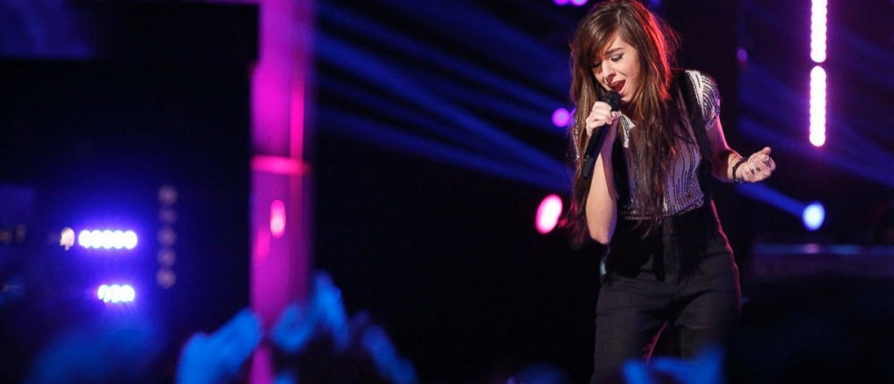 Christina Grimmie - Voice