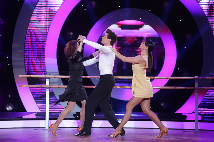 DANCING WITH THE STARS - 8o LIVE - ΣΥΜΜΕΤΕΧΟΝΤΕΣ