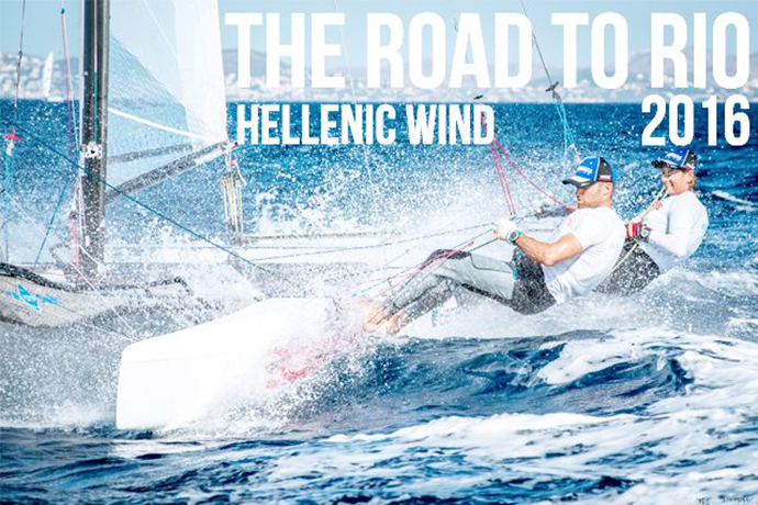 Hellenic wind - Road to Rio 2016