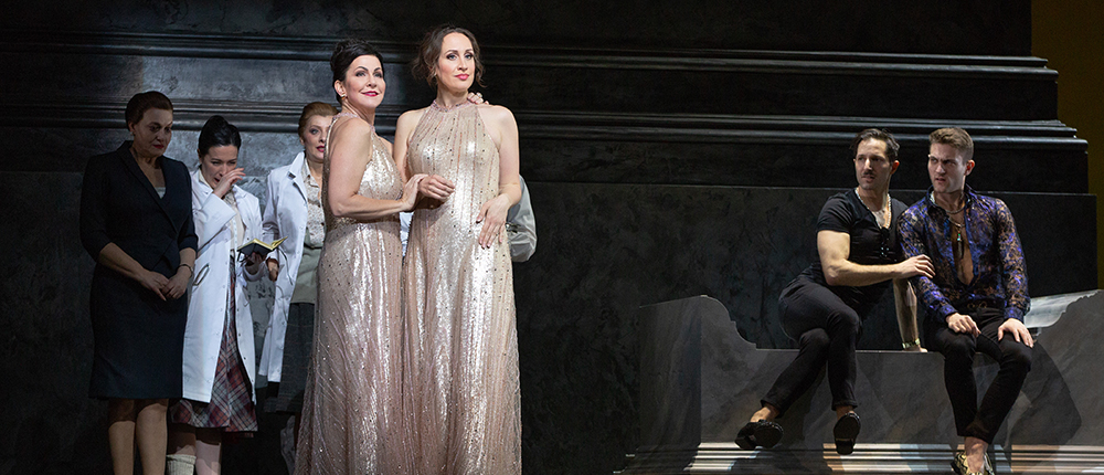 THE MET: LIVE IN HD - ΑΓΡΙΠΠΙΝΑ
