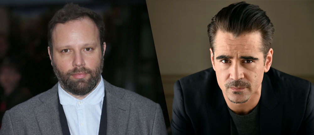 AP - Yorgos Lanthimos - Colin Farrell - The killing of a sacred deer - ταινία - συνεργασία
