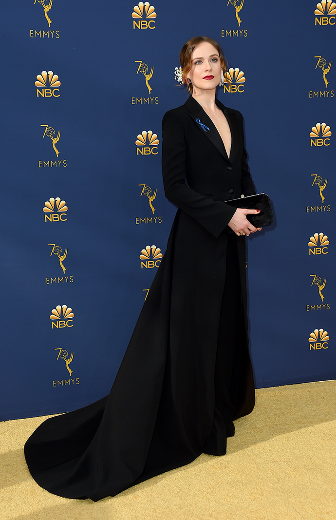 AP - Emmy 2018 -  Evan Rachel Wood