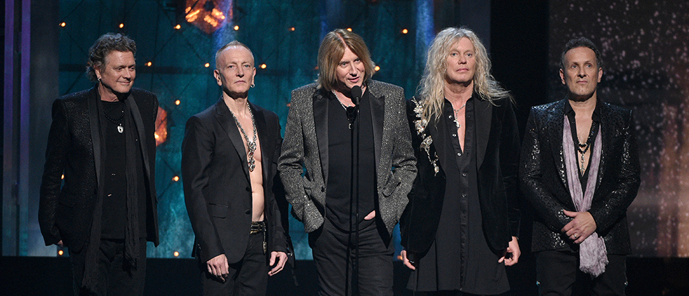 AP - Rock and Roll Hall of Fame