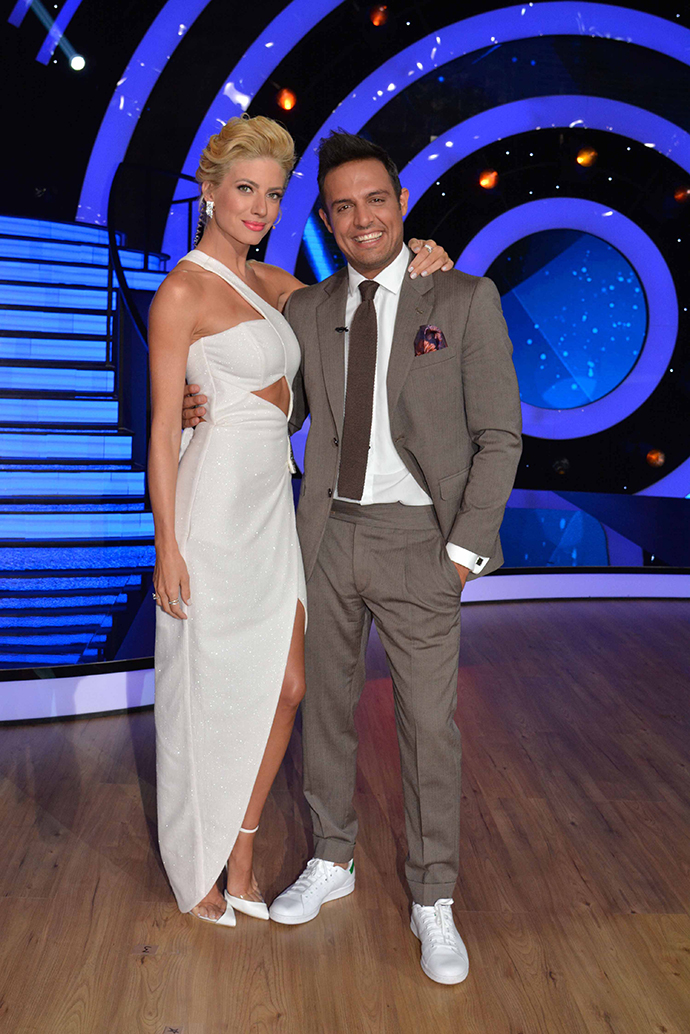 DANCING WITH THE STARS - 11o LIVE