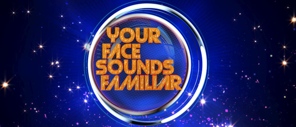 YFSF - Your Face Sounds Familiar