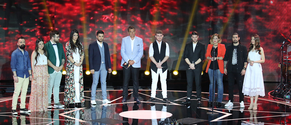 Rising Star - ANT1 - Τελικός