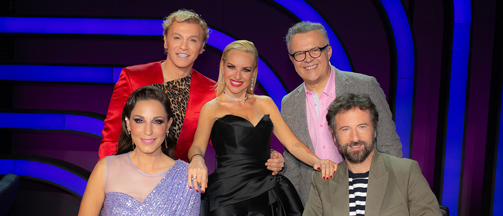 Your Face Sounds Familiar - ALL STAR - 18/4