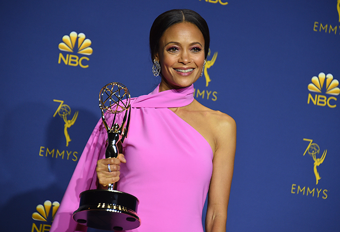 AP - Emmy 2018 - Thandie Newton