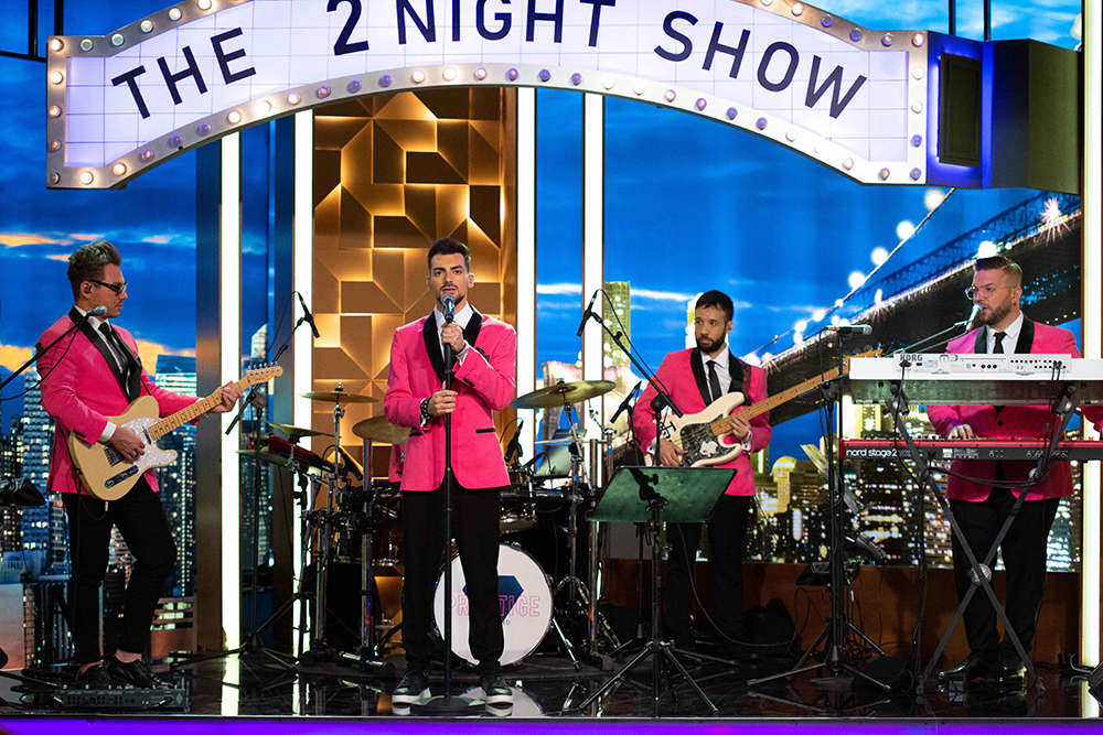 THE 2NIGHT SHOW - PRESTIGE THE BAND
